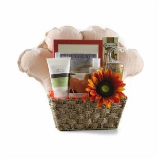 Calming Remedies Gift Basket