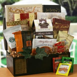 Cafe Delight Gift Basket