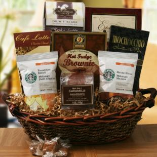 Much Gratitude Gift Basket