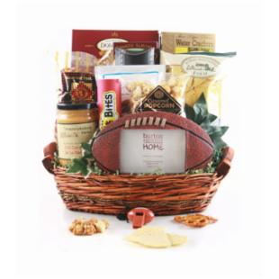 Touchdown Gift Basket