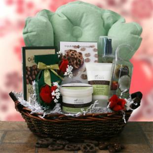 Green with Love Gift Basket