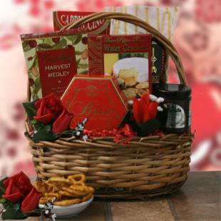 How Do I Love Thee Gift Basket