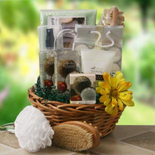 Special Mom Gift Basket