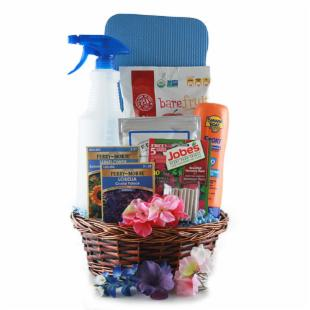 Tastes of Spring Gift Basket