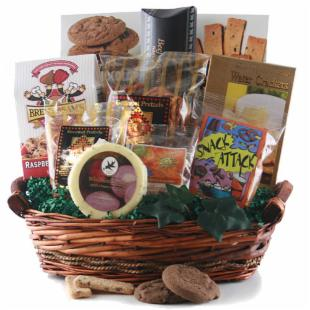 Thoughts of You Gift Basket