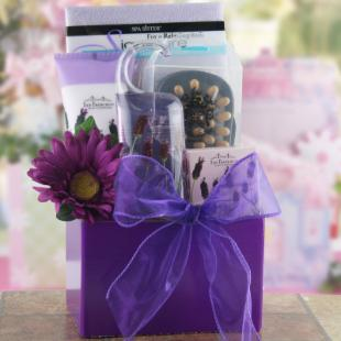 Purple Passion Gift Basket