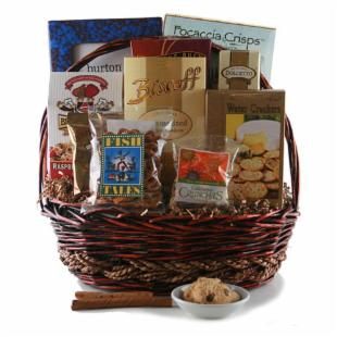 Fathers Day Gourmet Gift Basket