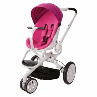 Quinny Moodd Stroller - Pink Passion