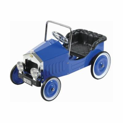 Dexton Voiture Classic Pedal Car Riding Toy   Blue