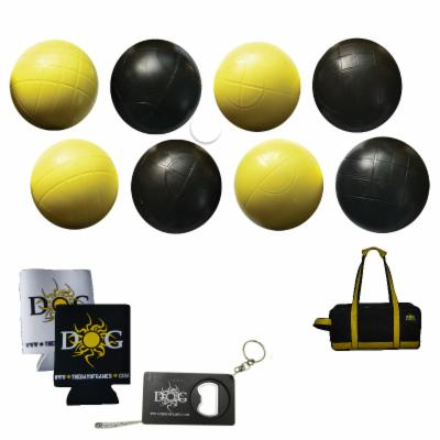  The Day of Games 90mm Plastic Bocce Ball Set