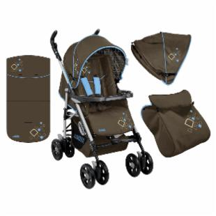 Mia Moda Libero Elite Stroller