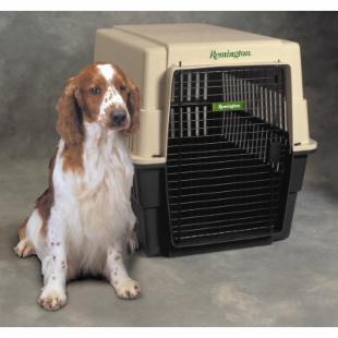 Kennel-Aire Intermediate Remington Plastic Dog Carrier