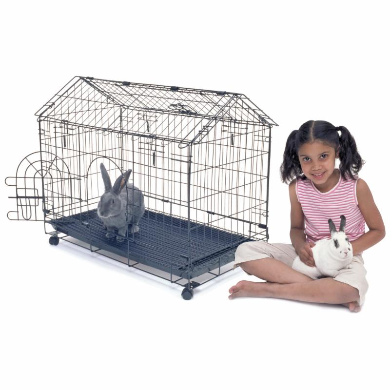 Kennel-Aire Bunny House DOS102-1
