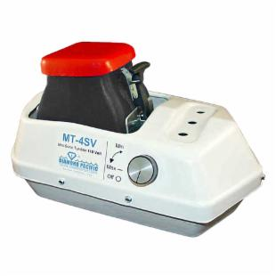Diamond Pacific MT-4SV Mini-Sonic Vibrating Rock Tumbler