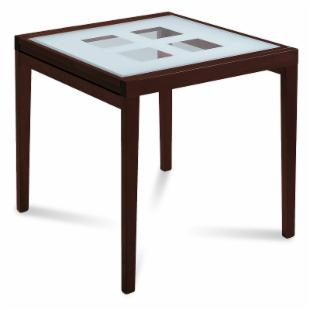 Domitalia Poker-90 Dining Table