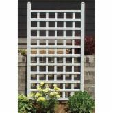 Dura-Trel Country 5-ft. Vinyl Wall Trellis