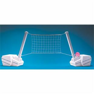 Slam Volly Portable Pool Volleyball System