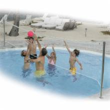  Stainless Steel Deck Volly Pool System