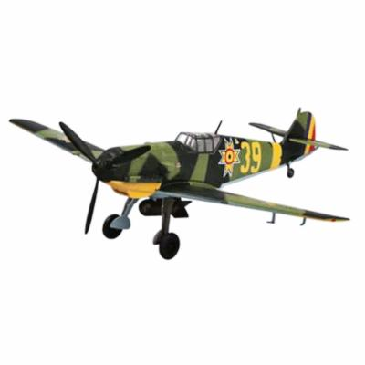Easy Model BF109E Romanian Air Force E-3 Model Airplane