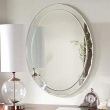 Frameless Aldo Wall Mirror - 23.5W x 31.5H in.