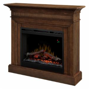 Dimplex Harleigh Walnut Electric Fireplace