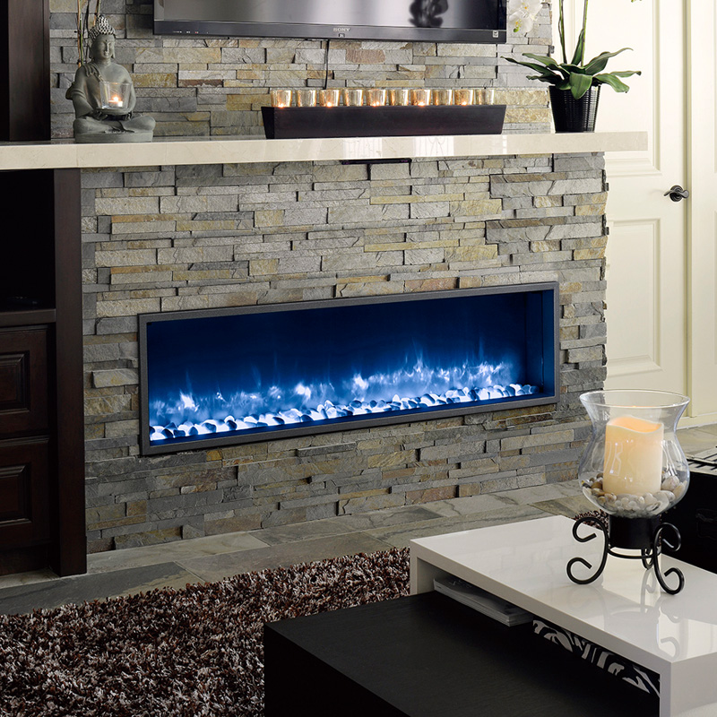 Dynasty Built In Electric Led Fireplace Fireplace