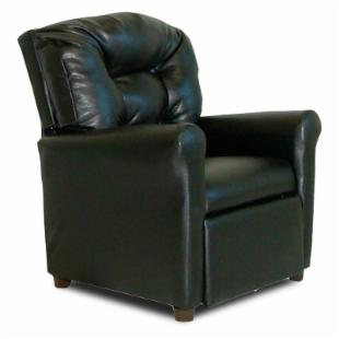 Casual 4-Button Child Recliner
