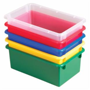 ECR4KIDS Stack &amp; Store Tub - Set of 15