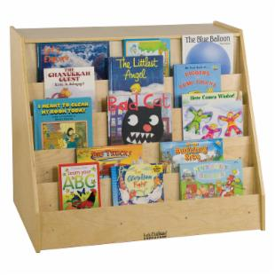 ECR4KIDS Mobile Book &amp; Storage Unit