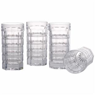 Thomas OBrien Darby Highballs-Set of 4