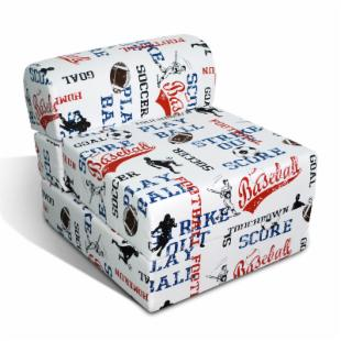 Junior FX Studio 24 in. Sleeper Chair - American Sports
