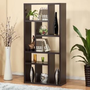 Enitial Lab Multi-Purpose 3-in-1 Display Cabinet/ TV Stand/ Bookcase