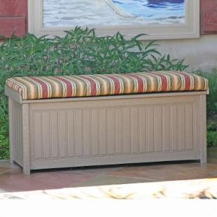 Brisbane Deck Box with Cushion