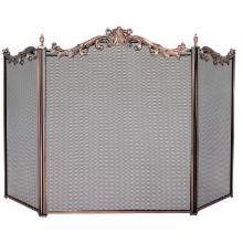  Uniflame 3 Panel Versailles Fireplace Screen