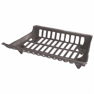 Uniflame 24 inch Cast Iron Fireplace Grate