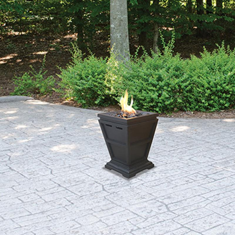 Upc 728649749295 Uniflame Lp Gas Column Small Fire Pit