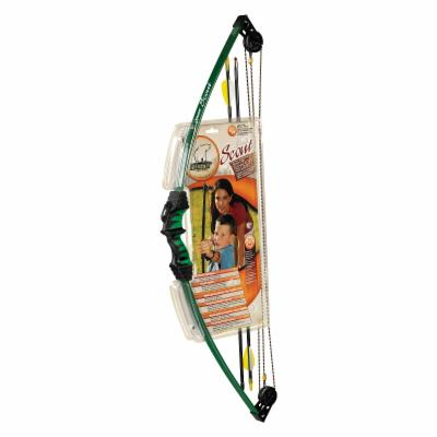Bear Bow Youth AYS6000 Green Scout Bow Set
