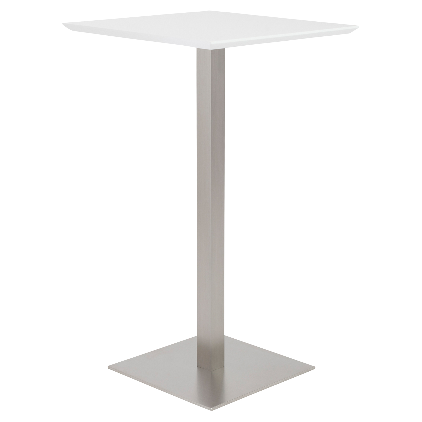 Euro Style Elodie Square Bar Table  Matte Whitebrushed. Corner Desk For Small Spaces. Metal Drawers Ikea. Desk With Add On Unit. Oval Dining Table. Table Top Banner. Troy University Help Desk. Vintage Writing Desk. Island Tables