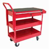  Excel Rubber Top Tool Cart with Drawer