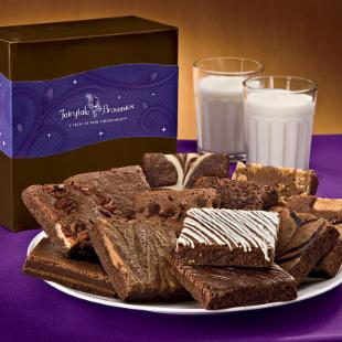 Fairytale Brownies Classic Brownie Dozen Gift Box