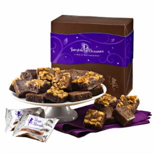 Fairytale Brownies Sugar-Free Morsel 24 Brownie Gift Box