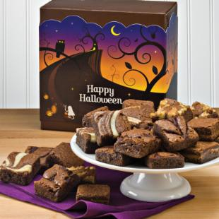 Fairytale Brownies Halloween Morsel 24 Brownie Gift Box