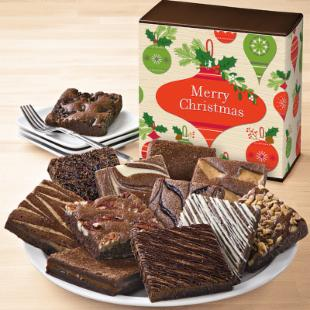 Fairytale Brownies Christmas Dozen Gift Box