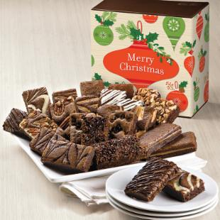 Fairytale Brownies Christmas Sprite 24 Brownie Gift Box