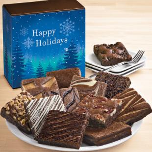 Fairytale Brownies Holiday Dozen Gift Box