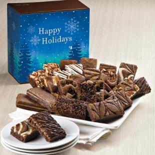Fairytale Brownies Holiday Sprite 24 Brownie Gift Box