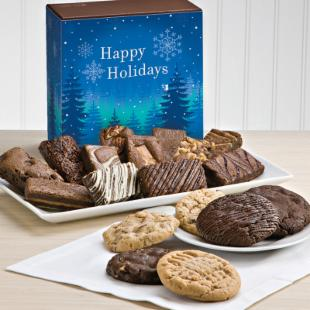 Fairytale Brownies Holiday Cookie &amp; Sprite Gift Box