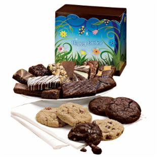 Fairytale Brownies Easter Cookie &amp; Sprite Combo Gift Box