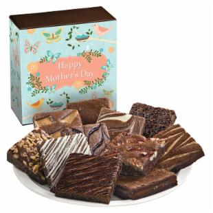 Fairytale Brownies Mother&#39;s Day Brownie Dozen Gift Box