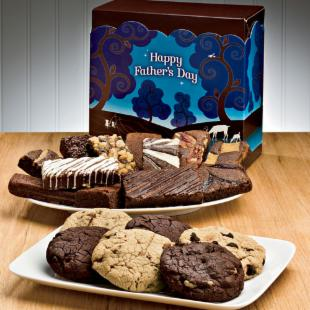 Fairytale Brownies Father&#39;s Day Cookie and Sprite Combo Gift Box